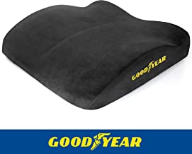 Black Perfect for Car Office Chair Home Sofa LOCEN Relief Lumbar Muscles Cushion Lower Back Pain Comfort Support Pillow