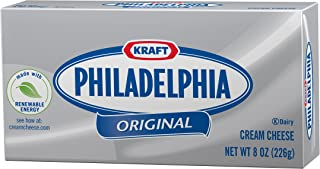 Kraft: Philadelphia Original Cream Cheese 8 Oz (12 Pack)
