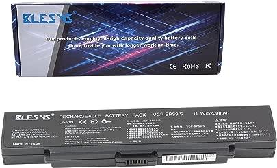 BLESYS 11 1V 6-Cellule Compatible Avec Sony VGP-BPS9 B VGP-BPS9 S VGP-BPS9A S VGP-BPS9A VGP-BPS10 Batterie d ordinateur Portable Schwarz Schätzpreis : 45,99 €