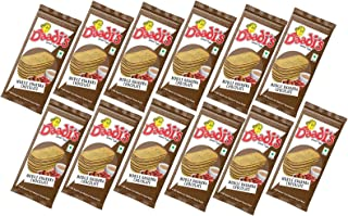 Daadi's Mobile Khakhra Chocolate 600 g (Pack of 12)
