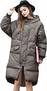 YOU.U ONE Day Outlet! WomenWaterResistantWinter/FallLongCoat