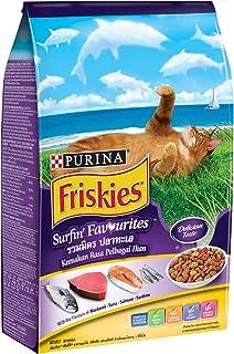 Purina Blue Friskies Surfin Favourites Dry Cat Food 1.2kg
