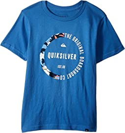 Quiksilver Kids - Revenge Tee (Toddler/Little Kids)