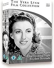 Vera Lynn Film Collection We'll Meet Again / Rhythm Serenade / One Exciting Night Regions 2 & 4