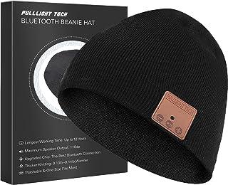 Upgraded Bluetooth Beanie Hat Wireless Headphones Headset...