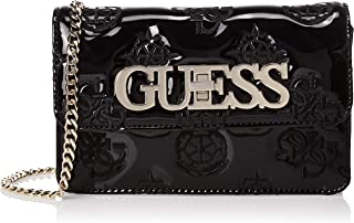 Guess Clutch for Women- Black