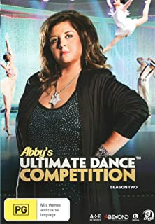 Abby's Ultimate Dance Competition: Season 2   NON-USA Format   PAL Region 4 Australia
