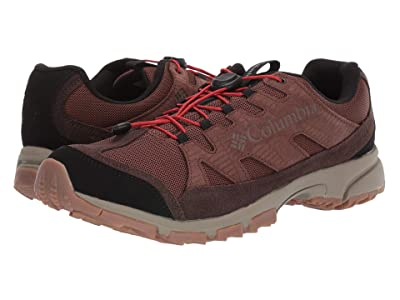 Columbia Five Forkstm Waterproof (Tobacco/Flame) Men