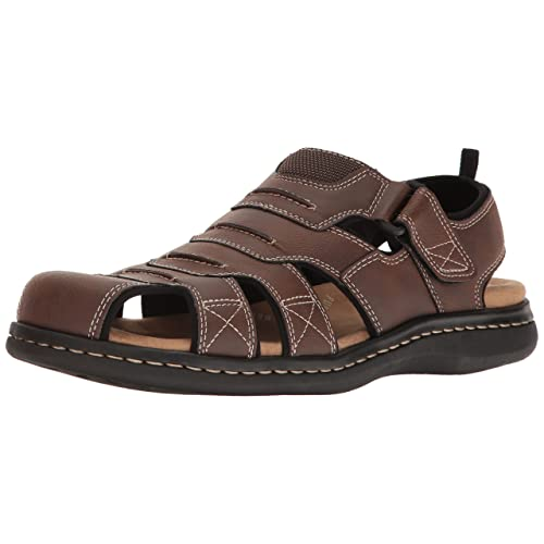 98ef16aa4caa Dockers Mens Searose Outdoor Sport Fisherman Sandal Shoe
