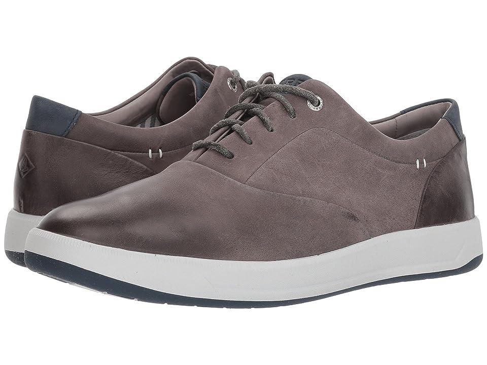 Sperry Gold Ultralite Sneaker CVO (Grey) Men