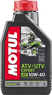 Motul 105938 Motoröl Power Quad 4T 10W 40, 1 L