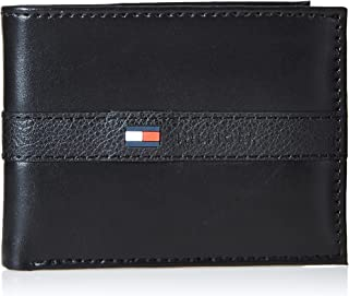Tommy Hilfiger Mens Wallet, Black - 31TL22X062-001
