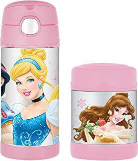Thermos Disney Princess Funtainer Bottle and Food Jar