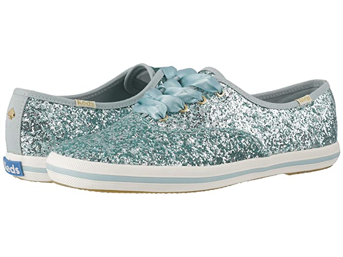 Keds x kate spade new york  Champion (Dusty Blue) Womens Shoes