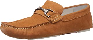 BATA Men's Nolan Leather Loafers and Mocassins