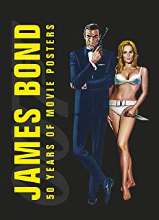James Bond 50 Years of Movie Posters.