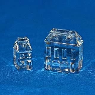 Swarovski Crystal Figurine 158981 Houses III & IV