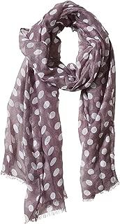 Polkadots Fashion Scarf of Wrap - Stylish, Long & Lightweight (36x70