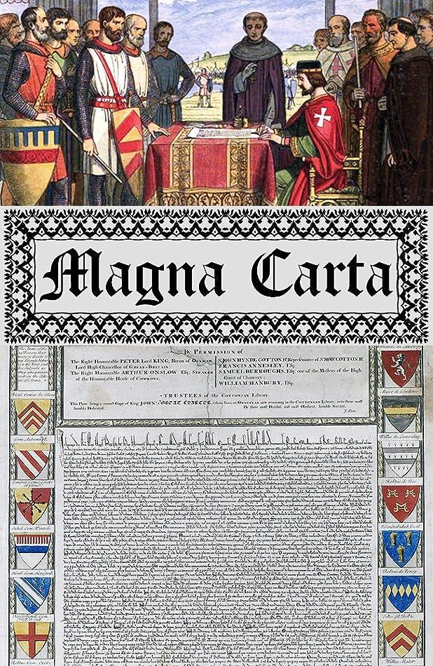 一月完全に乾く義務Magna Carta (English Edition)