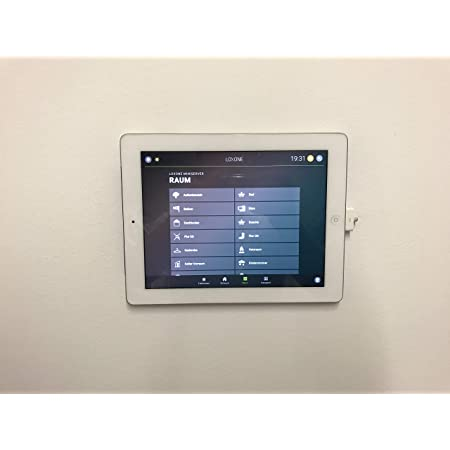iq920 Soporte de pared magnético para tablet, sin marco, con ...