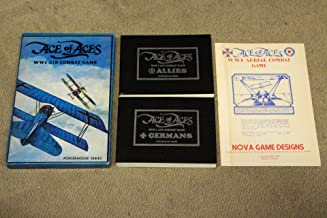 Ace of Aces: WWI Air Combat Game (Powerhouse Series) (2 Volume Set)