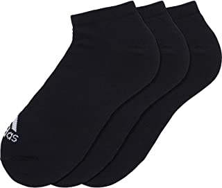 adidas, Performance No-Show Thin 3PP - Zapatillas deportivas (12 unidades)