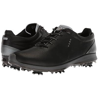 ECCO Golf Biom G 2 Free GTX (Black/Black Transparent) Men