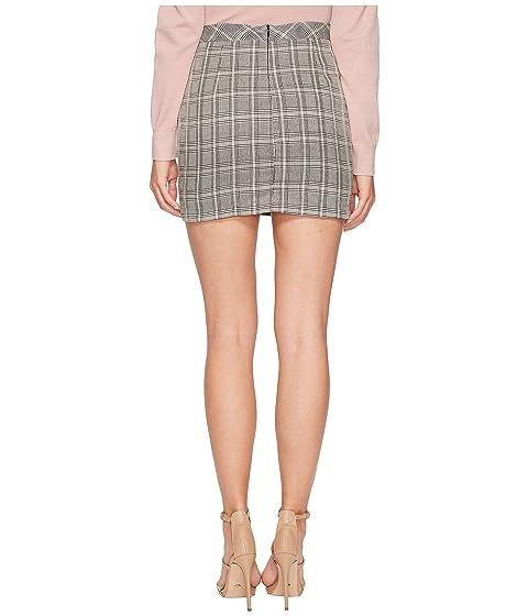 Asymmetric A O Printed Skirt J Mini OtvYFwwq
