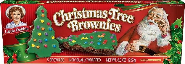 Little Debbie Christmas Tree Brownies, 4 boxes