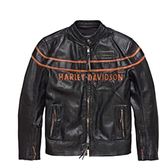harley davidson 110th anniversary leather jacket for sale