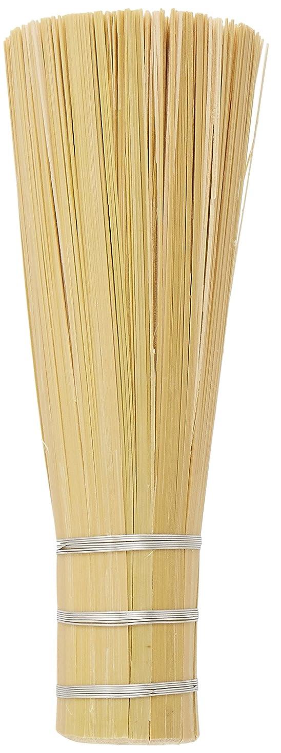人道的パーティー測定竹ササラ 18cm