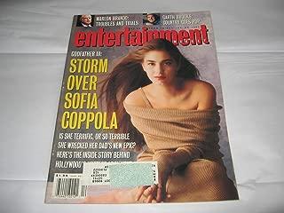 entertainment weekly January 25, 1991 (Sofia Coppola cover, No. 50)