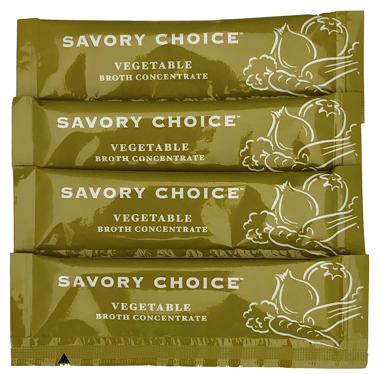 Savory Choice Max 84% OFF Reduced Sodium Vegetable Concentrate Pac 50 Al sold out. Broth