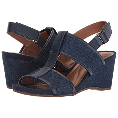Easy Spirit Lalani (Blue/Blue Synthetic) Women