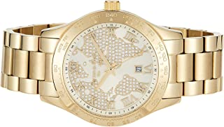 Michael Kors Watches Layton Chronograph Watch (Gold)