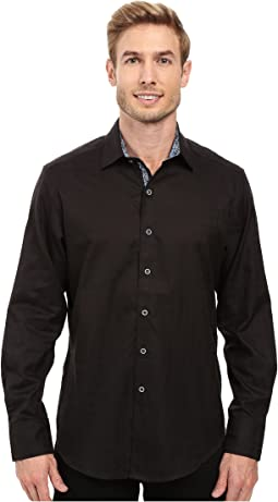 Rialto Long Sleeve Woven Shirt