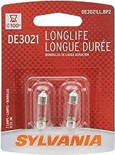 Sylvania DE3021 Long Life Miniature Bulb (Contains 2 Bulbs)