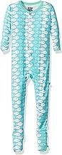 Kickee Pants Baby Girls' Print Footie Prd-kpf175-cipa