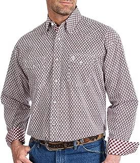 Pierre Cardin Hommes Shirt Chemise Décontracté Manches Courtes Casual Coton Geo 2xl 76