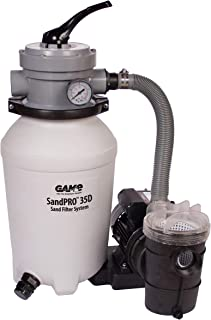 GAME 4706-BB SandPRO 35D (1/3 HP) Above Ground Pool Filter