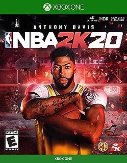 NBA 2K20(輸入版:北米)- XboxOne