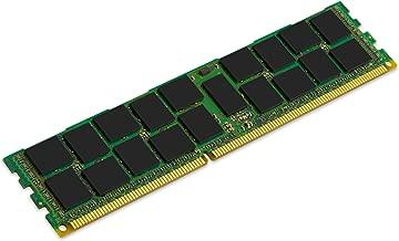 Kingston Technology 4GB (1x4 GB) 1600MHz DDR3 PC3-12800 240-Pin Reg ECC x8 DIMM Server Memory D51272K1118