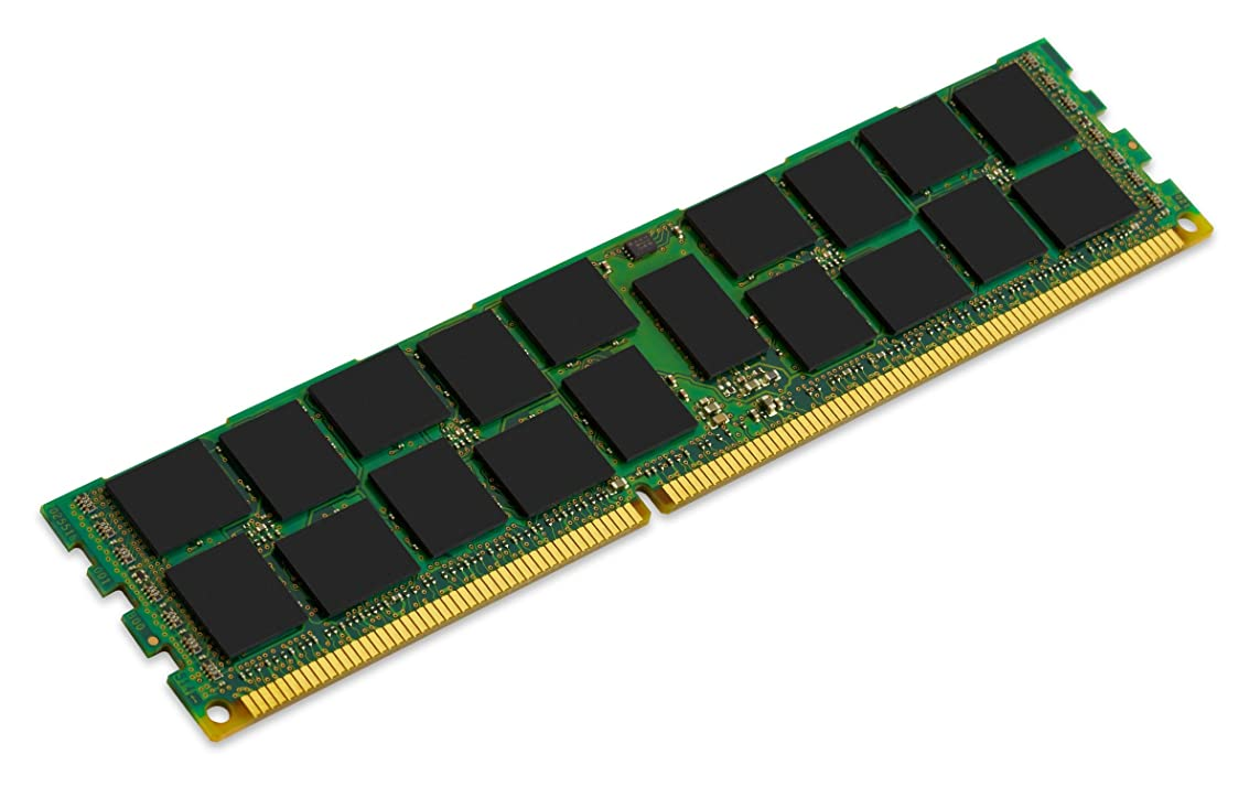 割り当て郵便番号オーバーランKingston 16GB 1066MHz Quad Rank Reg ECC Module KTH-PL310Q/16G