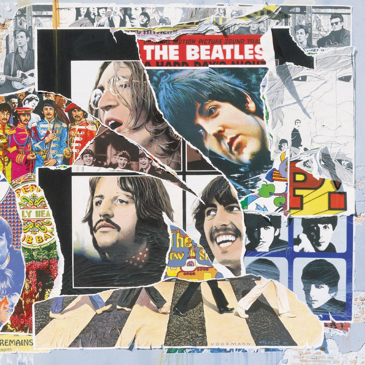 The Beatles - Anthology 3 (2018) [FLAC] Download