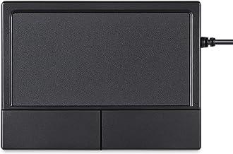 صفحه لمسی USB سیمی Perixx PERIPAD-504 ، صفحه قابل حمل قابل حمل برای کاربر دسک تاپ و لپ تاپ ، اندازه بزرگ