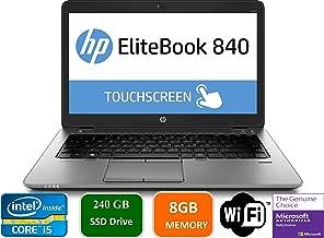 HP EliteBook 840 G3 Business Laptop, 14