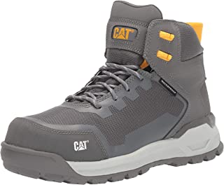 Caterpillar Women's Propulsion Waterproof Composite Toe Construction Boot