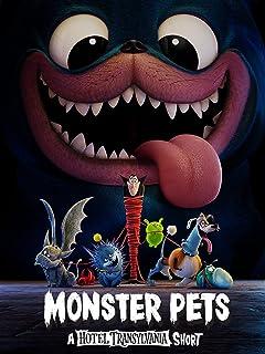 Monster Pets: A Hotel Transylvania Short Film