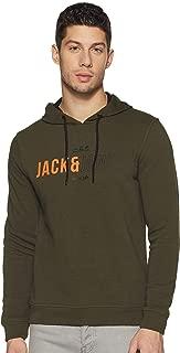 Jack & Jones Men's Synthetic Sweatshirt