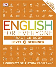 English for Everyone: Level 2 Beginner (Practice Book)
